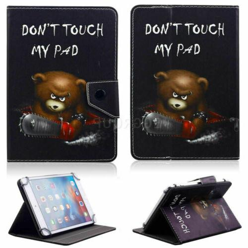 """For Cartoon 7"""" W/Card Stand Cover+Wireless"""