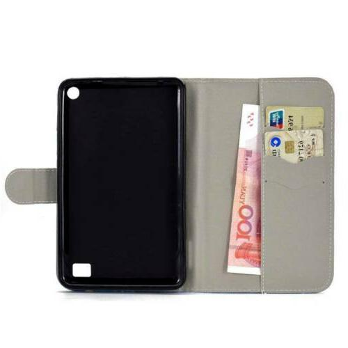 For Amazon Kindle Fire 7 Gen 7Inch Card Slot Cover