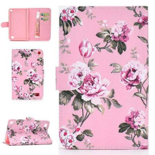For 7 2019 9th 7Inch Tablet Case Card Cover