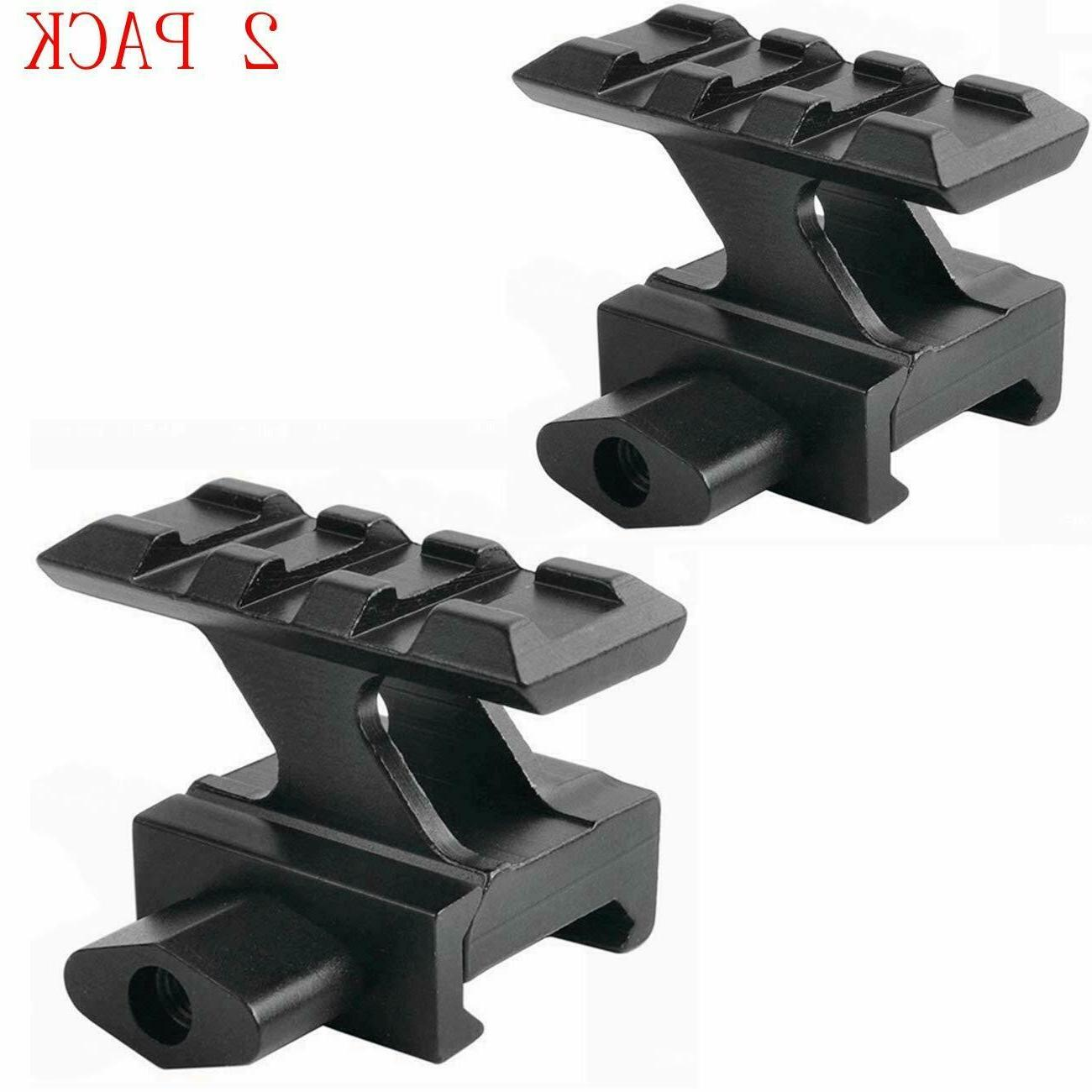 pack of 2 1 inch riser mount