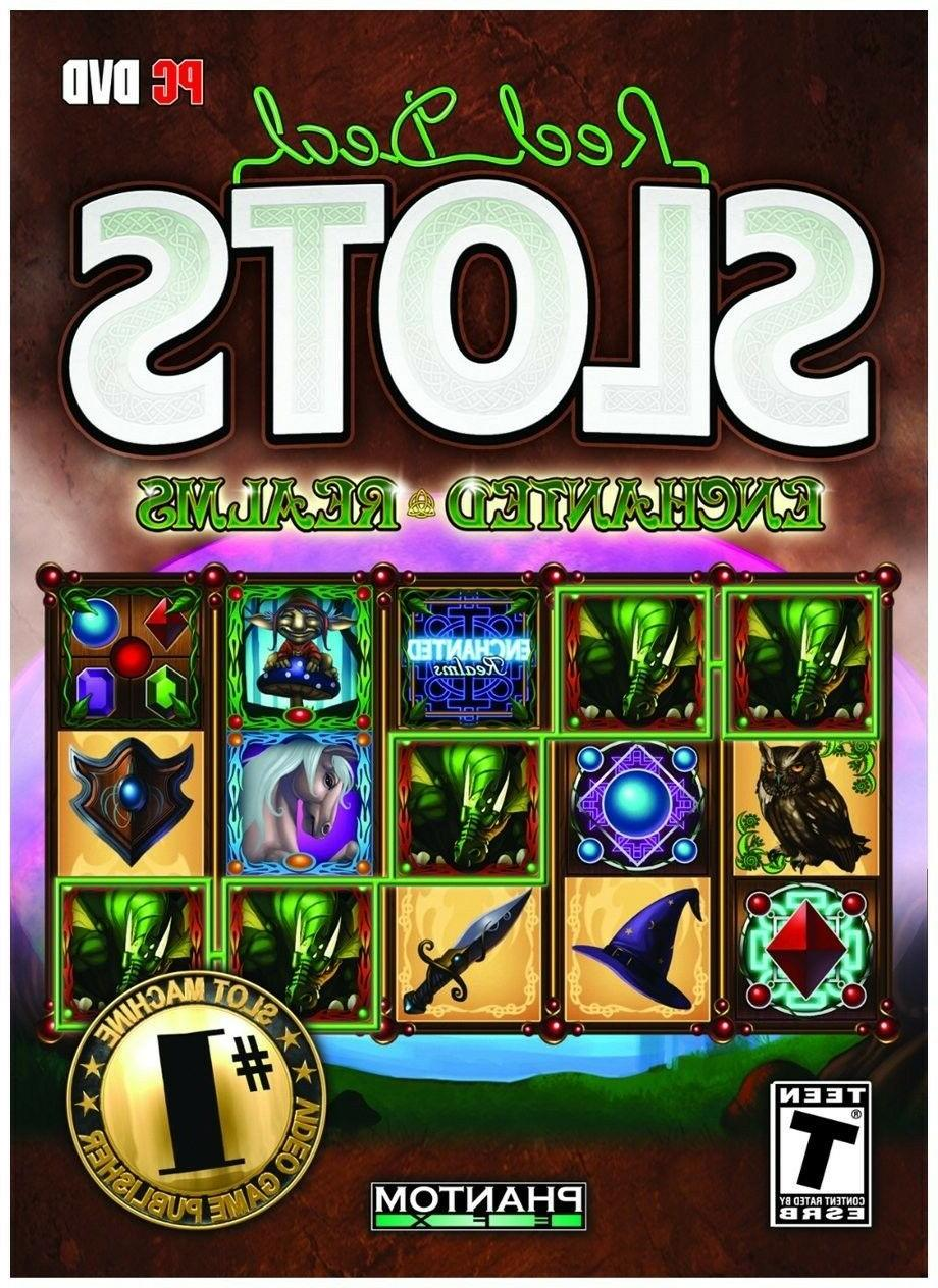 reel deal slots enchanted realms pc games