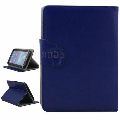 US Universal Flip Soft Leather Shockproof Fold Card Cover