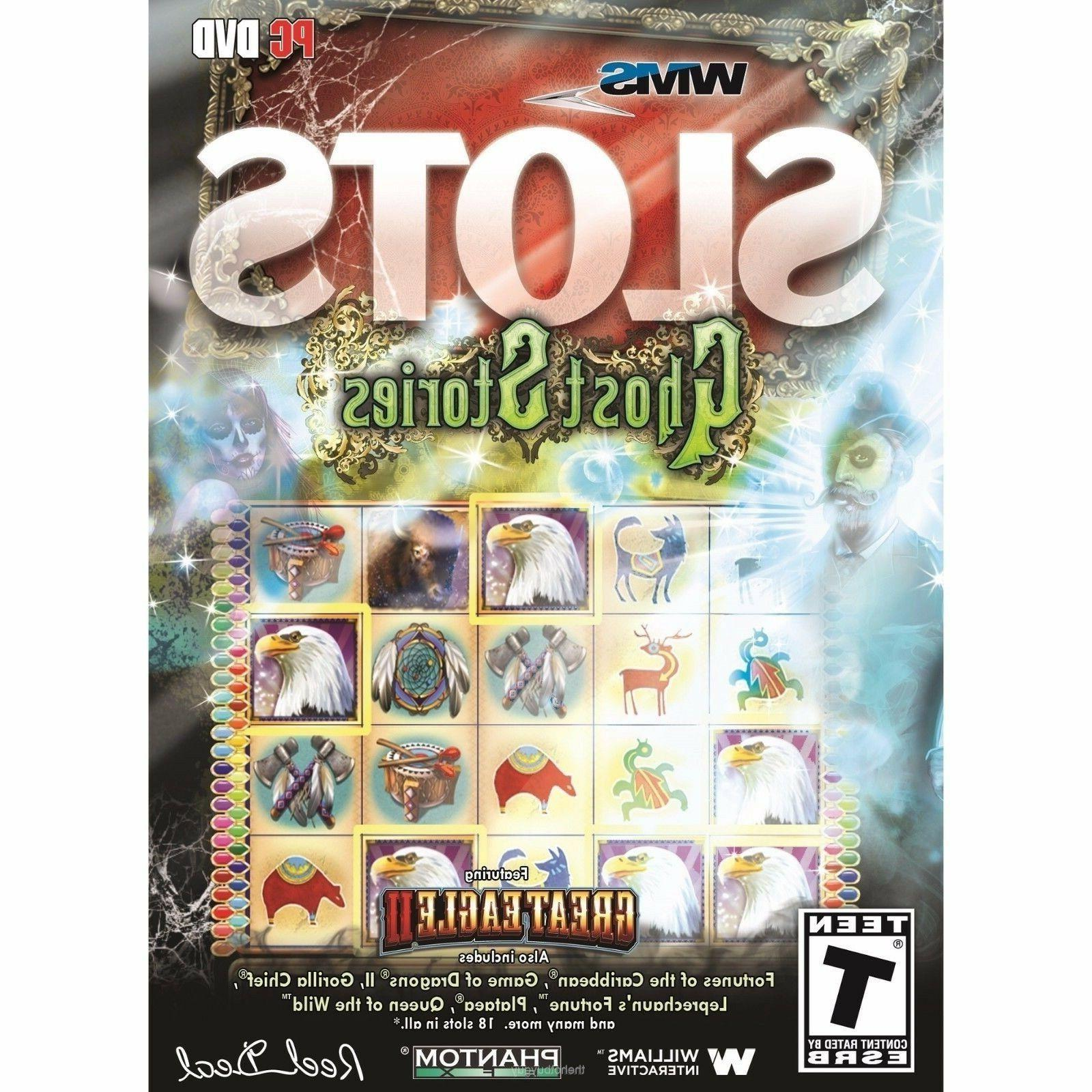wms slots ghost stories pc 2012 new