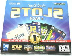 Reel Deal Slots 4 Pack PC Games Windows 10 8 7 XP Computer S